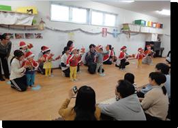 2015年12月26日いっぽいっぽクリスマス会